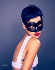 Rihanna, Elle UK